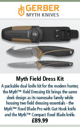 Gerber Myth Field Dress Kit