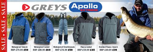 Greys Apollo Extreme
