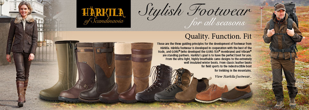 Harkila Footwear