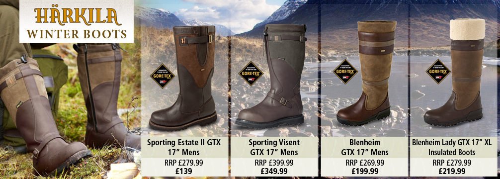 Harkila Footwear Offers