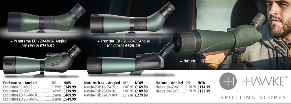 Hawke Spotting Scopes