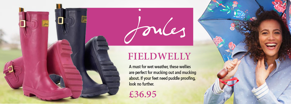 Joules Fieldwelly