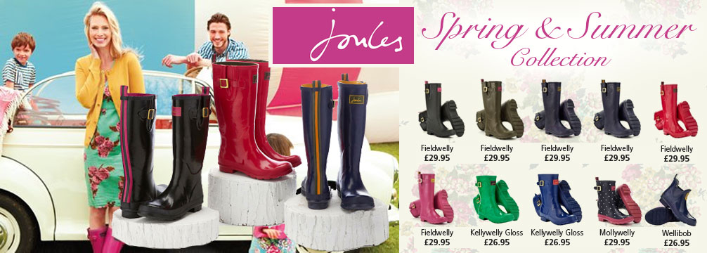 Joules Spring Summer Collection