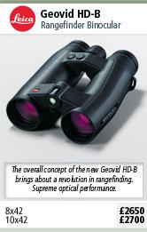 Leica Geovid HD-B Binocular Rangefinders