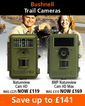 Bushnell Natureview Trail Cameras