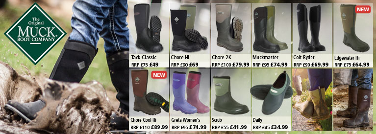 Muckboot Company Special Offer