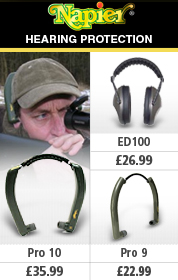 Napier Hearing Protection