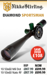 Nikkon Stirling Diamond Sportsman
