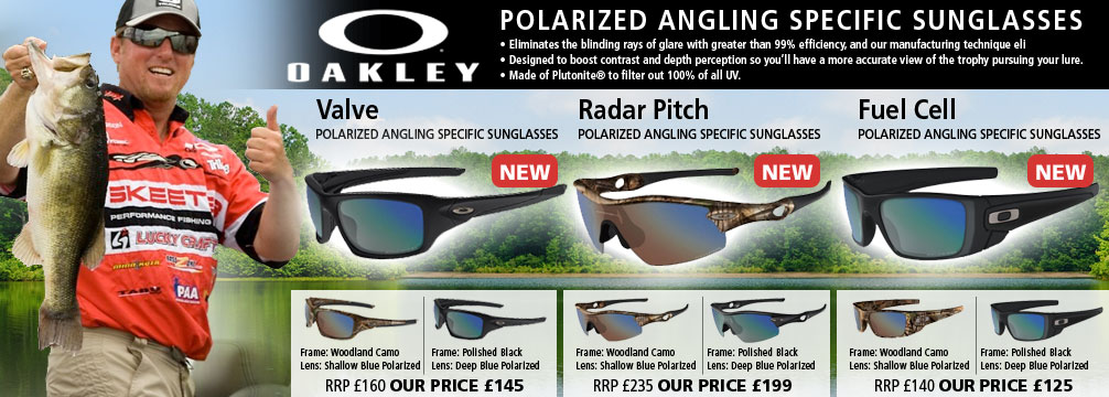 Oakley Fishing Sunglasses