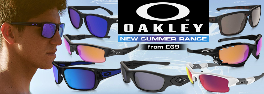 Oakley New Sunglasses this Summer