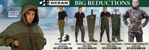 Ocean Rainwear Reductions