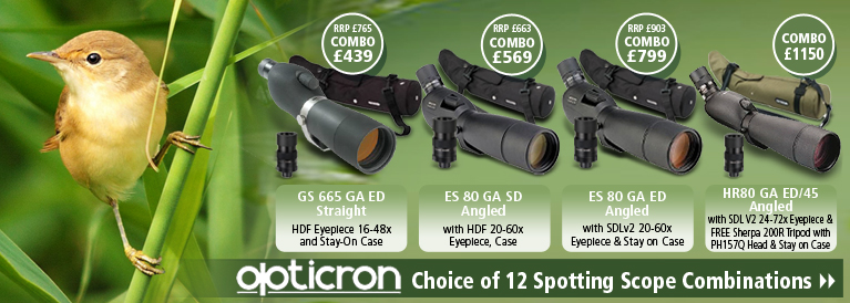 Opticron Spotting Scope Combinations Combinations