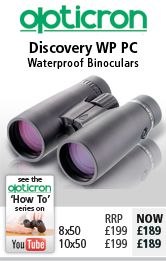 Opticron discovery WP PC Waterproof Binoculars