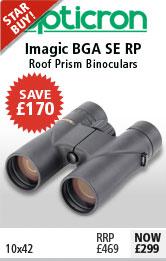Opticron Imagic BGA SE RP 10x42 Binoculars