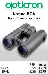 Opticron Natura BGA Binoculars