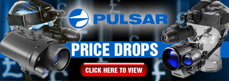 Pulsar Night Vision Price Drops