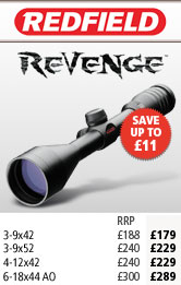 Redfield Revenge Rifle Scopes