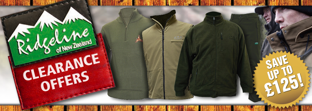 Ridgeline Clothing Offers