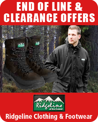 Ridgeline End of Line and Clearance Offers