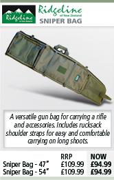 Ridgeline Sniper Bag - Green
