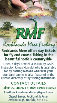 Rocklands Mere Fishery