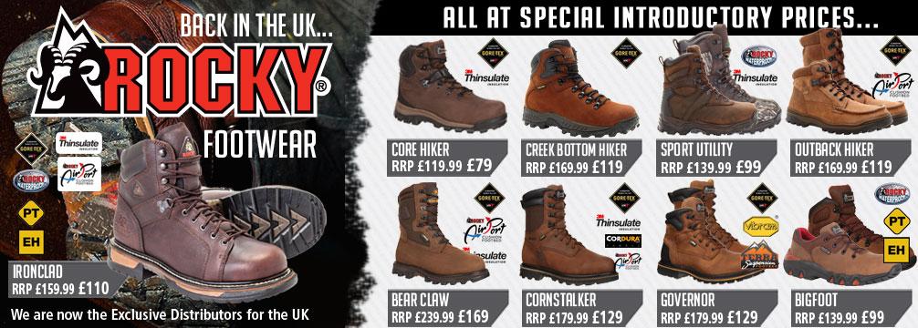 Rocky Footwear