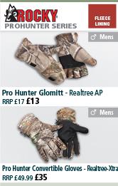 Rocky Pro Hunter Gloves