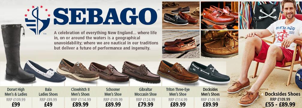 Sebago Footwear