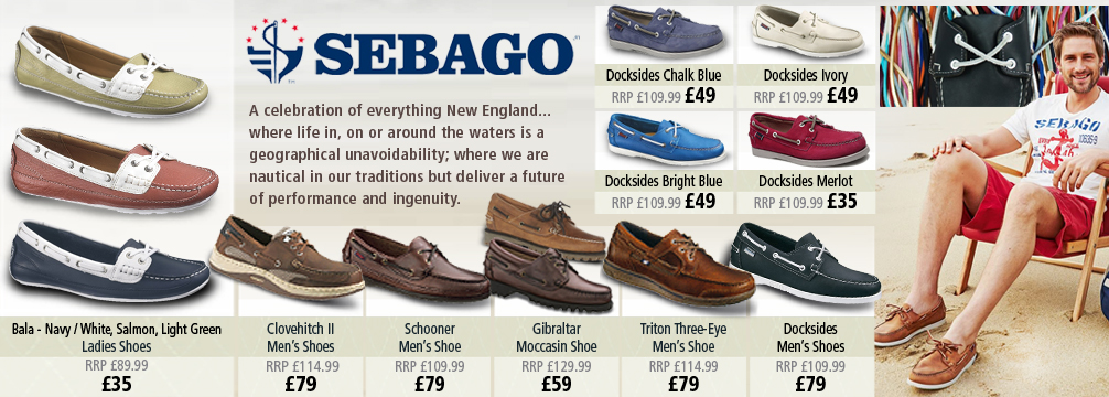 Sebago Boating Shoes