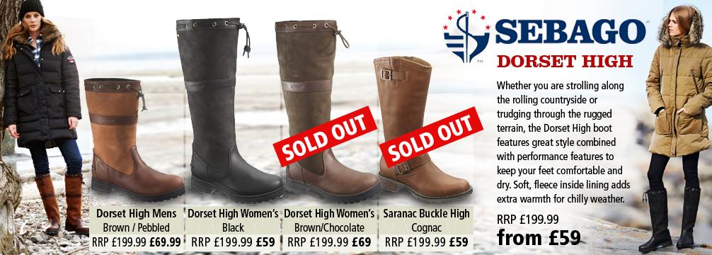 Sebago Dorset High Boots