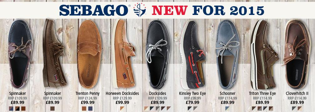 Sebago New Boating Shoes