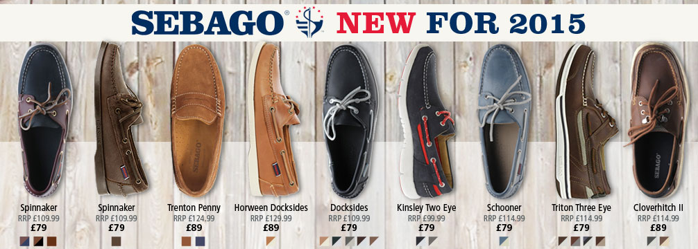 Sebago New Boating Shoes