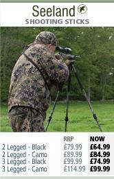 Seeland Shooting Sticks