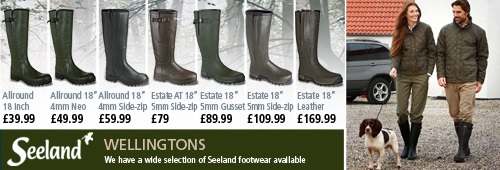 Seeland Wellingtons