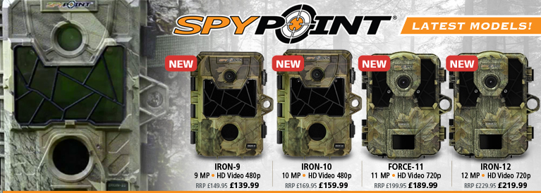 Spypoint Latest Trail Cameras