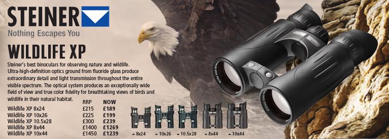 Steiner Wildlife XP Binoculars