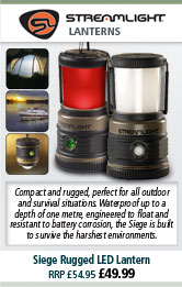 Streamlight Siege Rugged LED Lantern