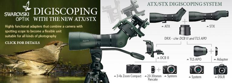 Swarovski Optik Digiscoping with the new STX / ATX