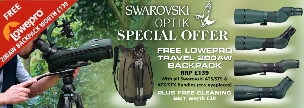 Swarovski Optik Free Panasonic Lumix DMC-XS1 Camera Offer