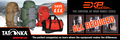 Tatonka Rucksacks and Luggage Sale