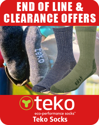 Teko End of Line and Clearance Offers