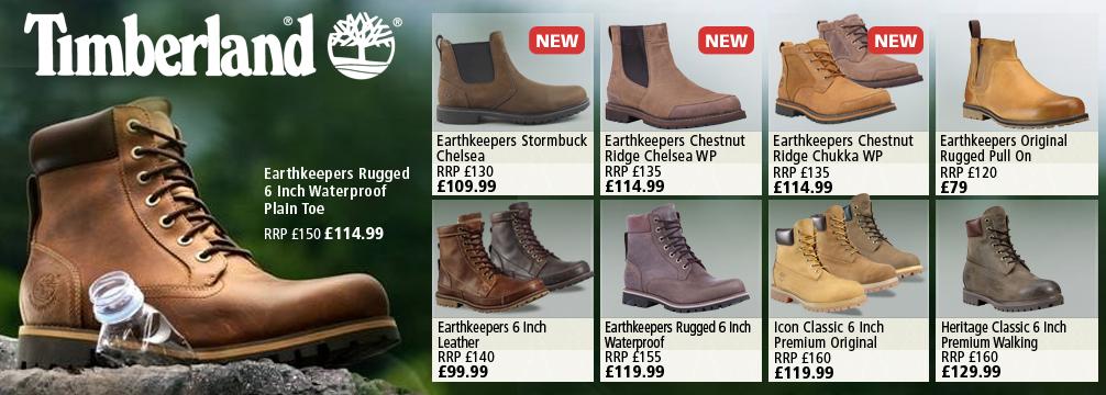 Timberland Footwear