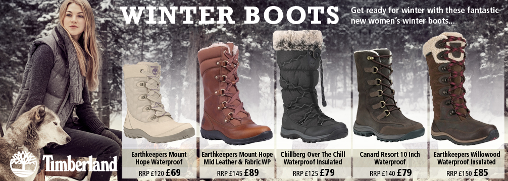 Timberland Winter Boots