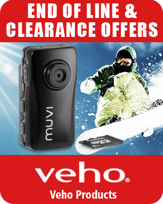 Veho End of Line and Clearance Offers