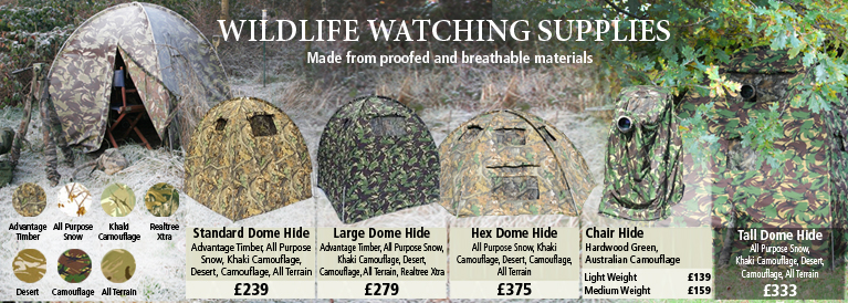 Wildlife Watching Supplies Hides