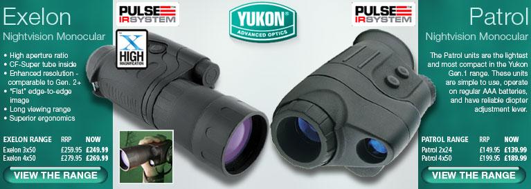 Yukon Exelon and Patrol Series