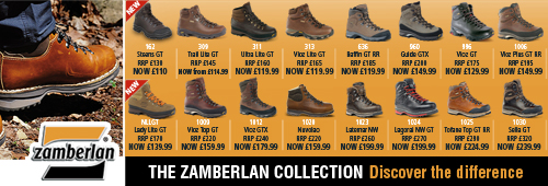 The Zamberlan Collection ..