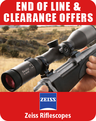 Zeiss End of Line and Clearance Offers