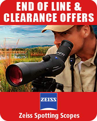 Zeiss Spotting Scopes End of Line Clearance