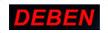 Deben Logo